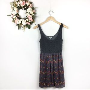 🍍5/$25 Ecote Anthropologie Crochet Dress